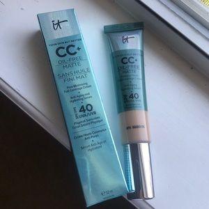 Medium - Matte Oil Free CC cream